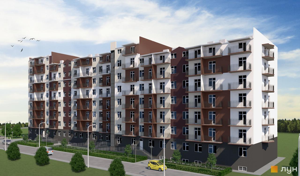 продажа однокомнатной квартиры номер A-149546 в Суворовском районе, фото номер 3